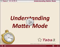 Understanding_Matter_Mode
