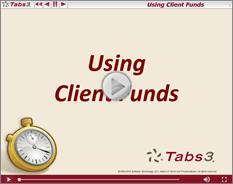UsingClientFunds